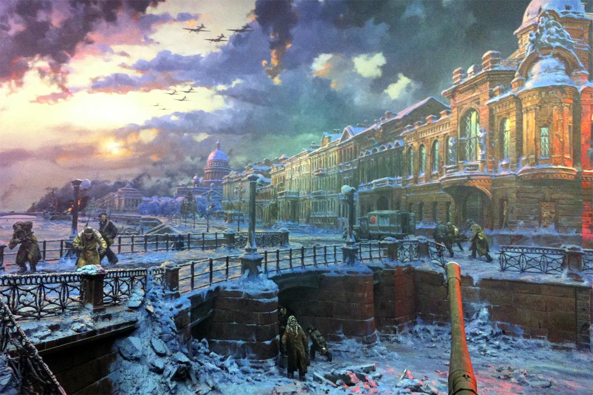 Chuyện về bản giao hưởng số 7 trong cuộc vây hãm Leningrad