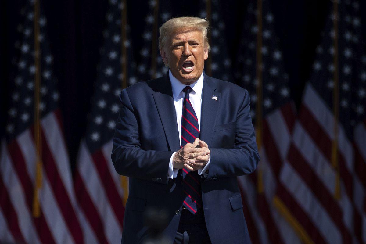 Nhiệm kỳ Tổng thống 2016-2020 là lời nói dối của Trump