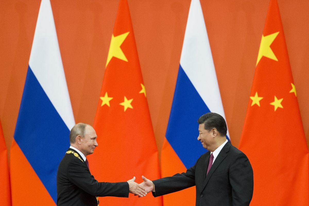Quan hệ Nga – Trung dưới cái nhìn của người Trung Quốc