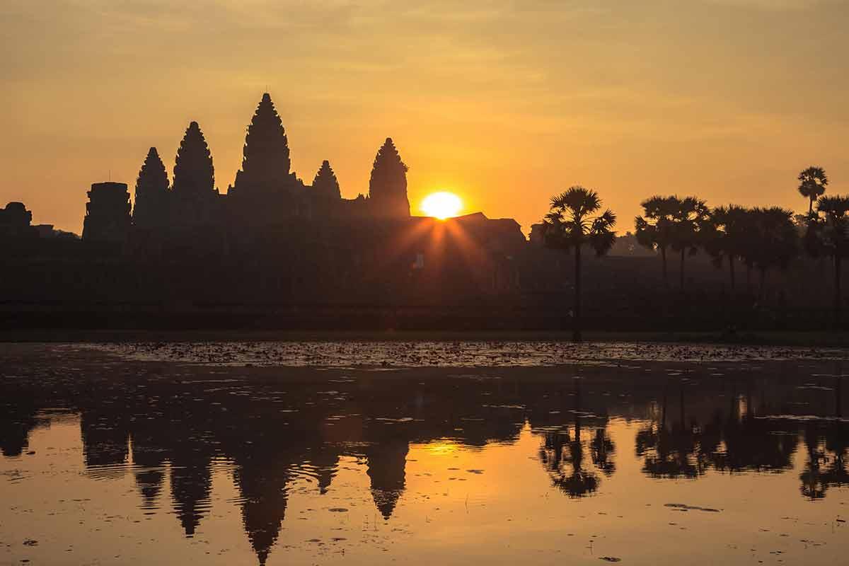 Cuộc chiến tranh 75 năm giữa Champa và Khmer