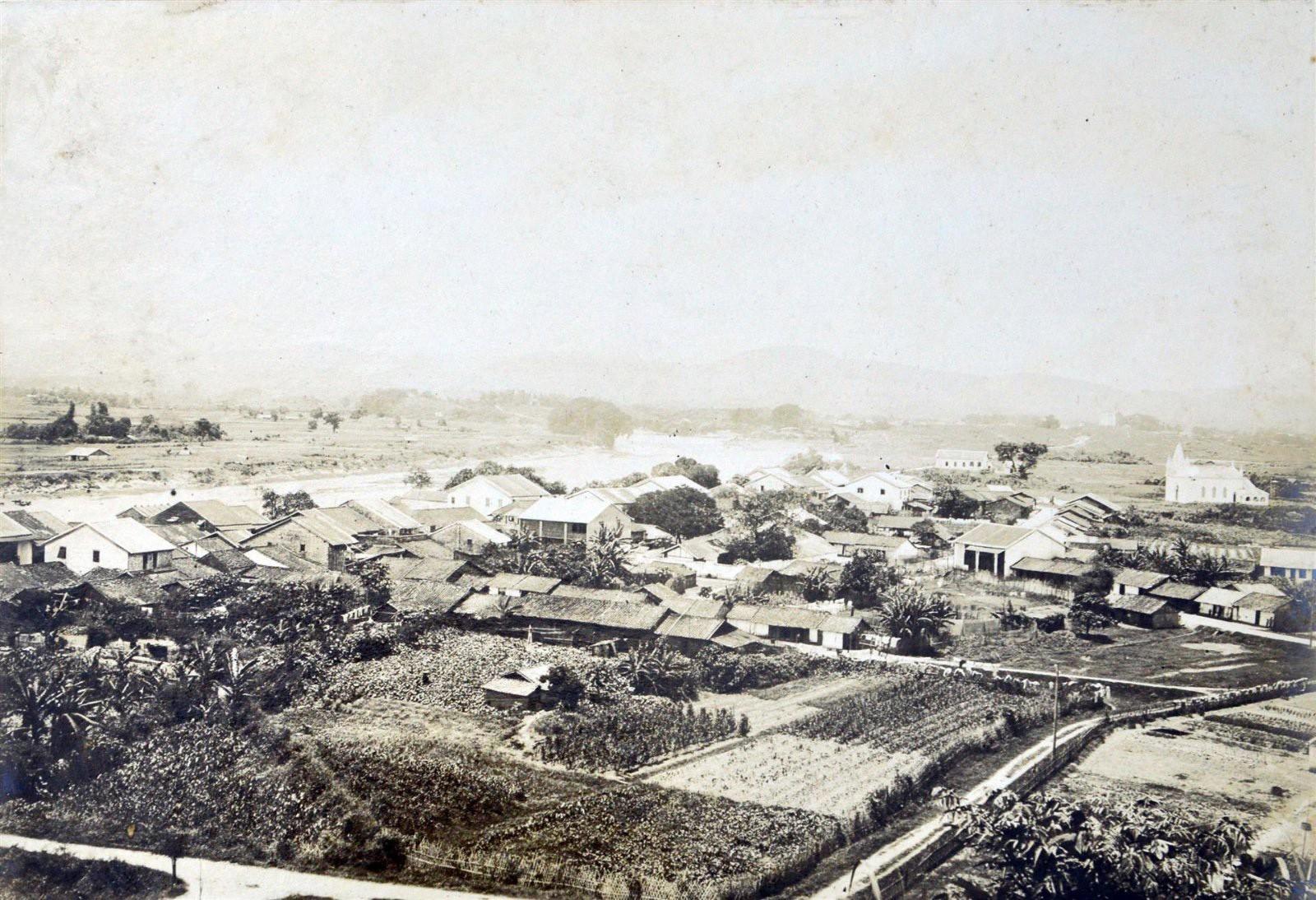 Những hình ảnh hiếm có về Móng Cái thập niên 1890