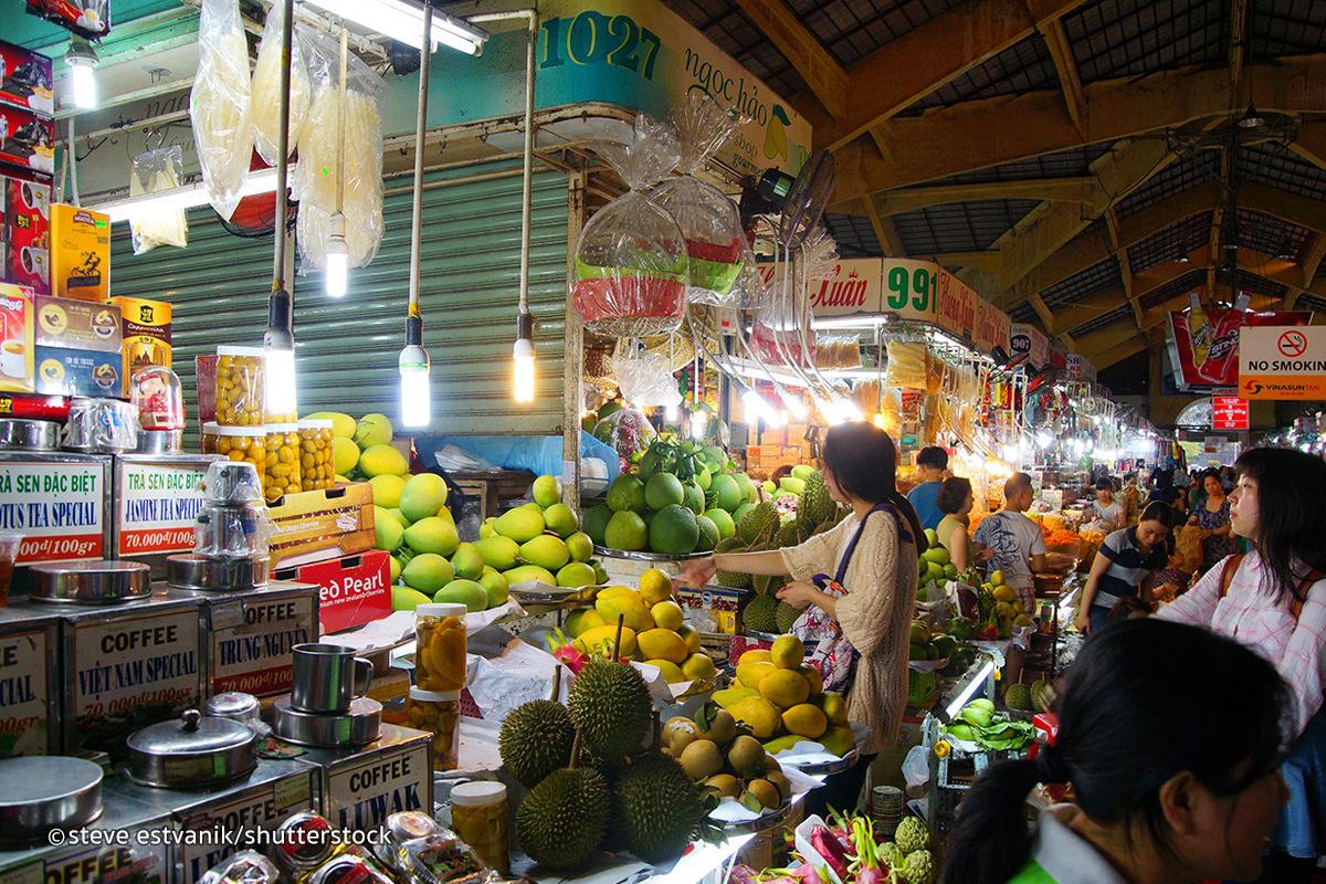 Ngành dịch vụ: Nụ cười và tương lai nền kinh tế Việt Nam
