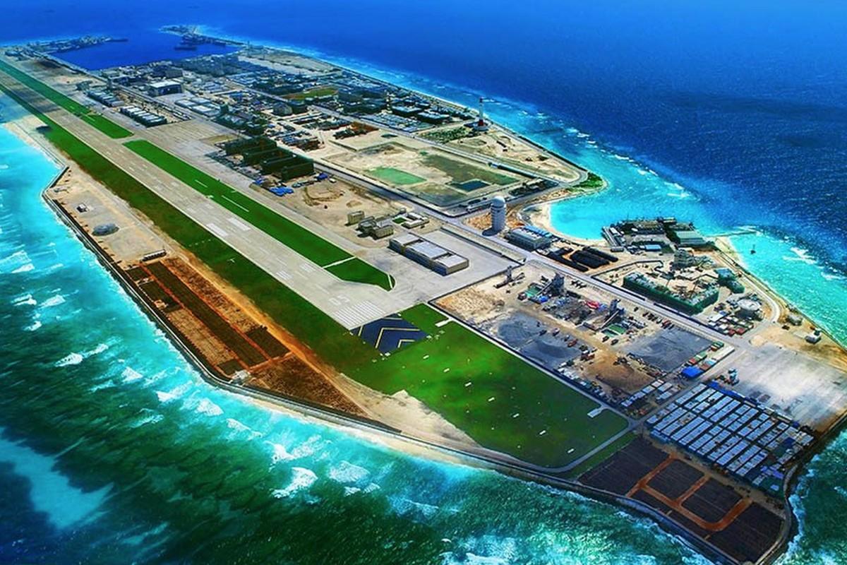 Hồ sơ bất hảo của công ty Trung Quốc xây đảo nhân tạo ở Biển Đông