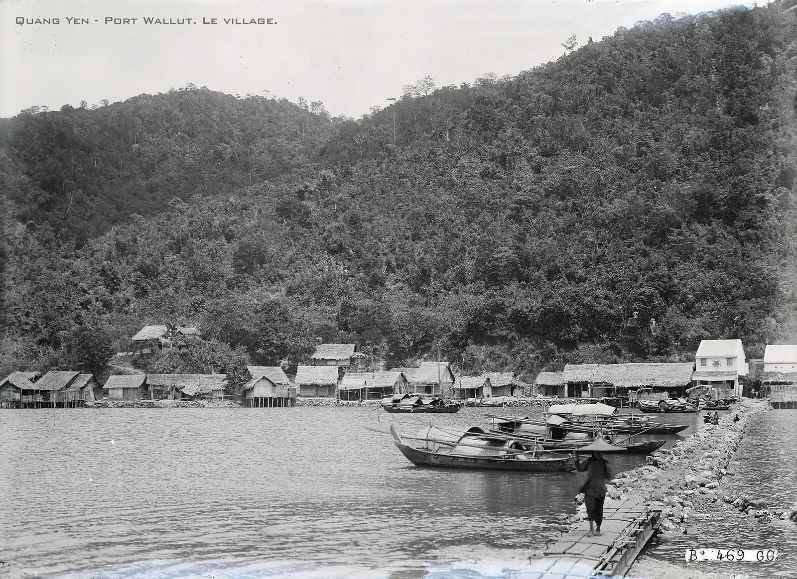 Loạt ảnh quý giá đảo Vân Đồn thập niên 1920