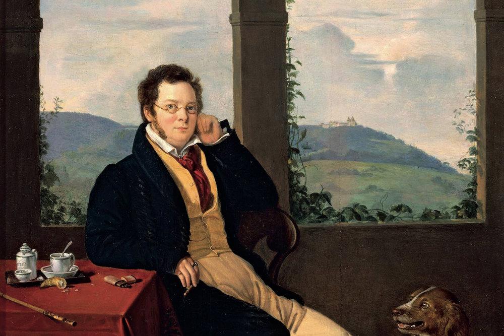 Franz Schubert – nhạc và đời dang dở