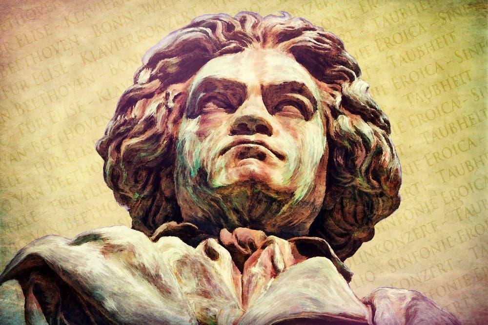 Bản giao hưởng số 5 – tiếng gõ cửa Định mệnh của Beethoven