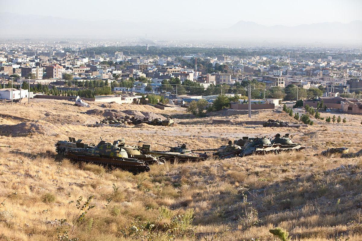 Trận Herat 2001 – khi Iran và Mỹ trở thành chiến hữu