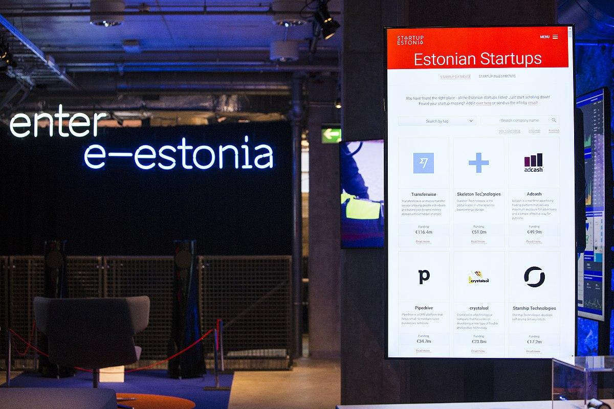 Chuyển đổi số quốc gia: Những bài học từ Estonia