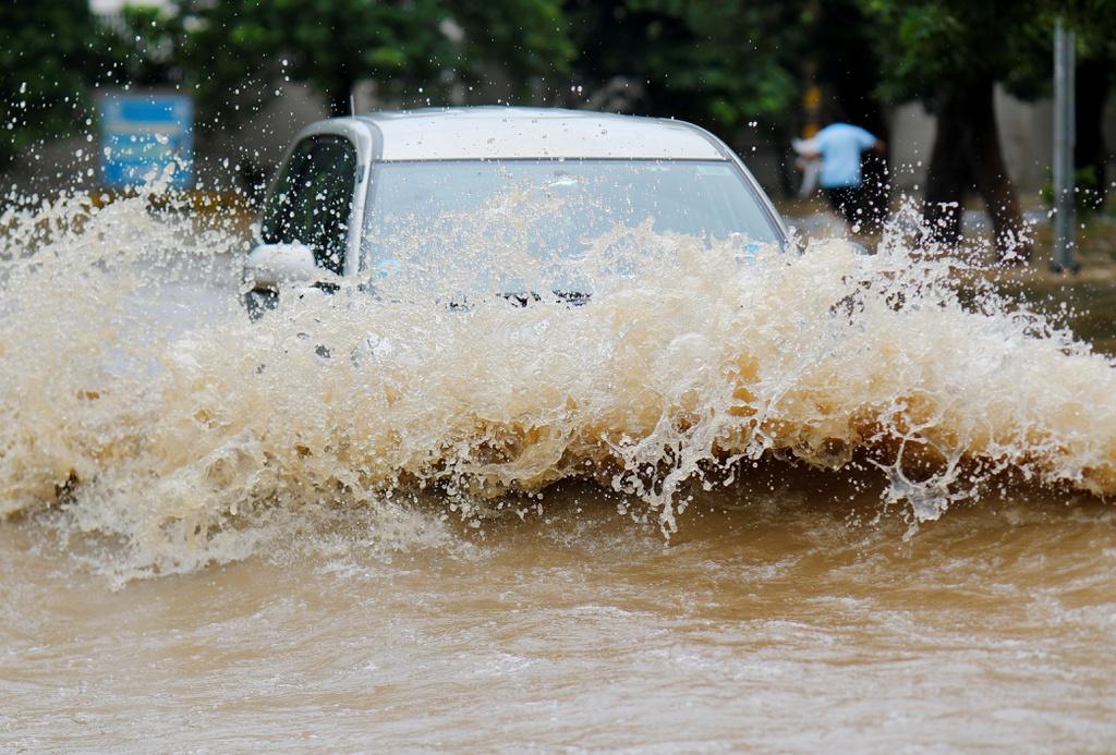 Cảnh báo đáng sợ về một châu Á chìm trong lũ lụt do biến đổi khí hậu