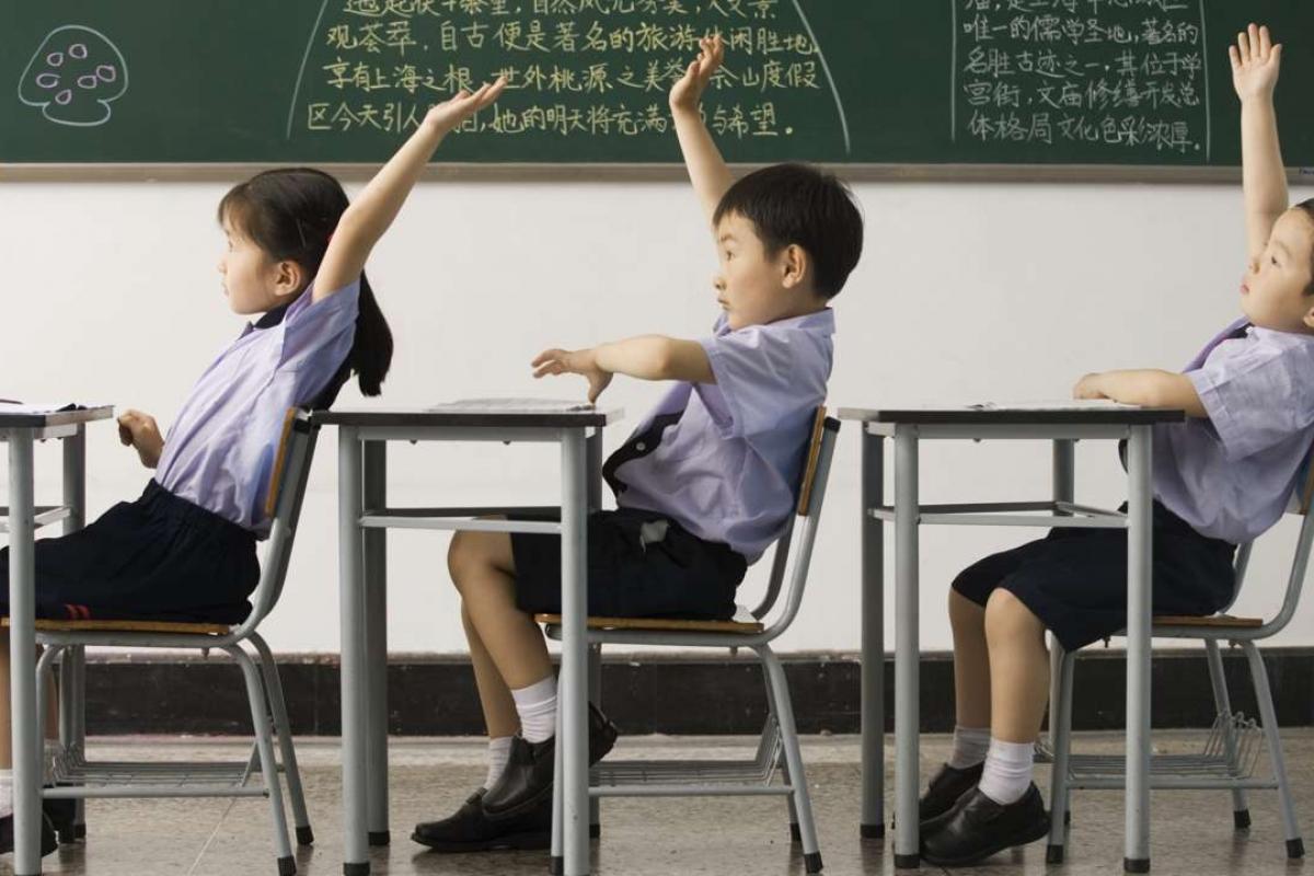 Triết lý giáo dục phương Tây trong trường học tư ở Trung Quốc