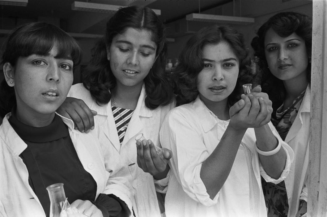 Chùm ảnh: Cuộc sống ở đất nước Afghanistan thời Xô viết