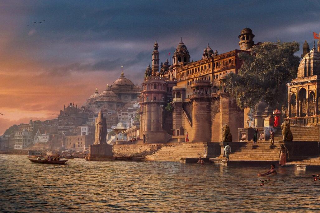 Về chữ viết và nền văn học Ấn Độ cổ đại