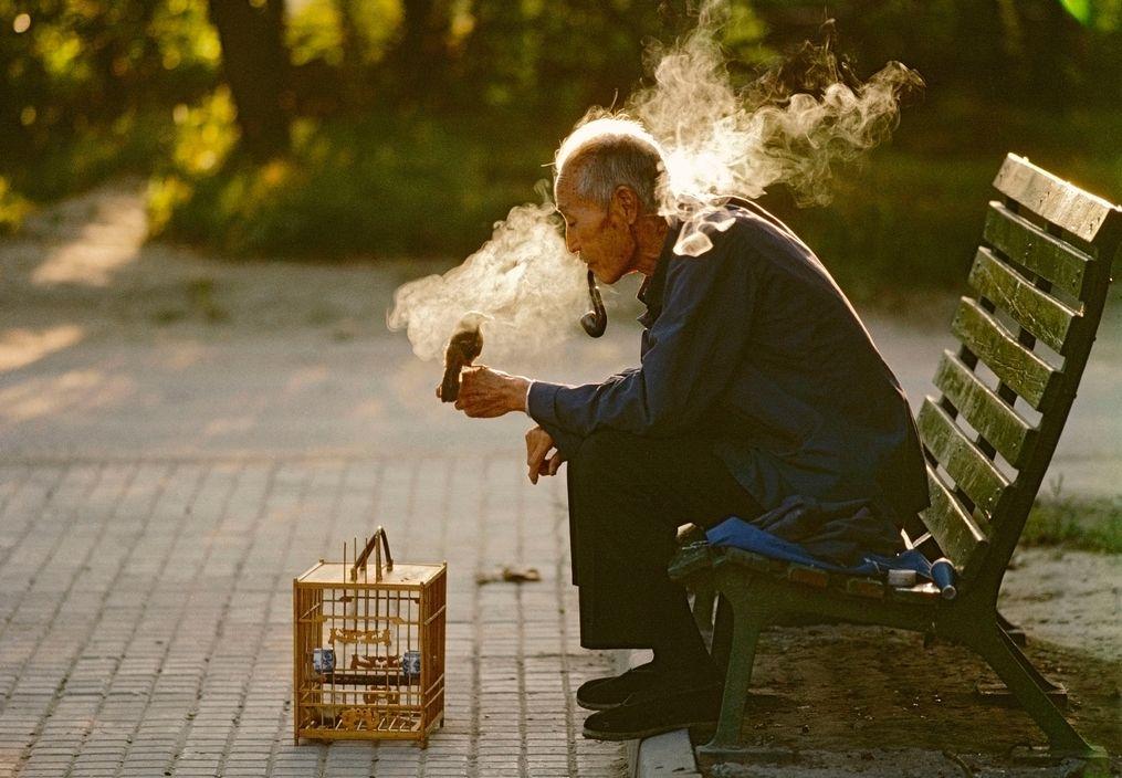 Chùm ảnh: Bắc Kinh năm 1984 qua ống kính của Thomas Hoepker
