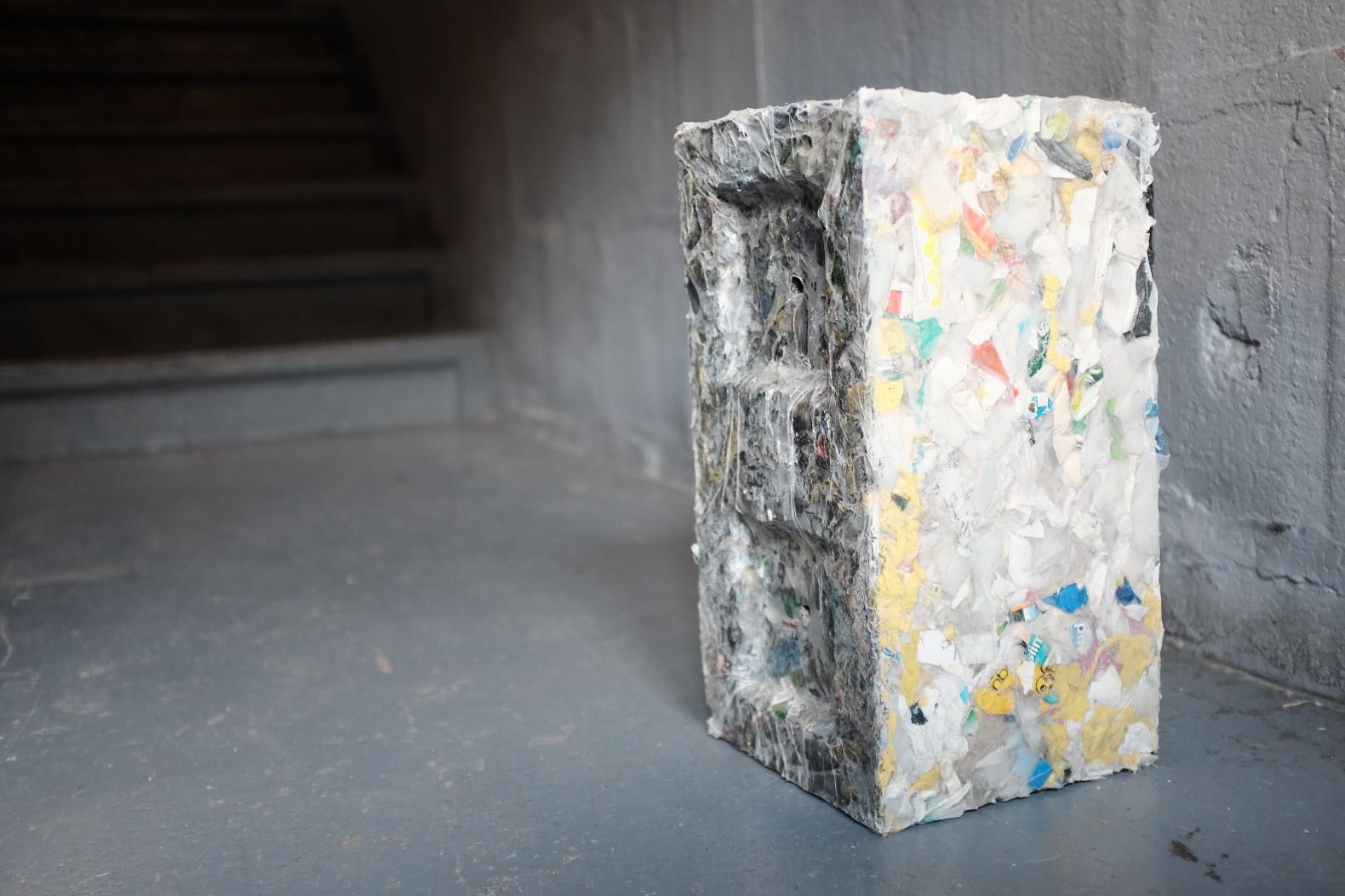Rác thải nhựa: Một vật liệu xây dựng lý tưởng của tương lai