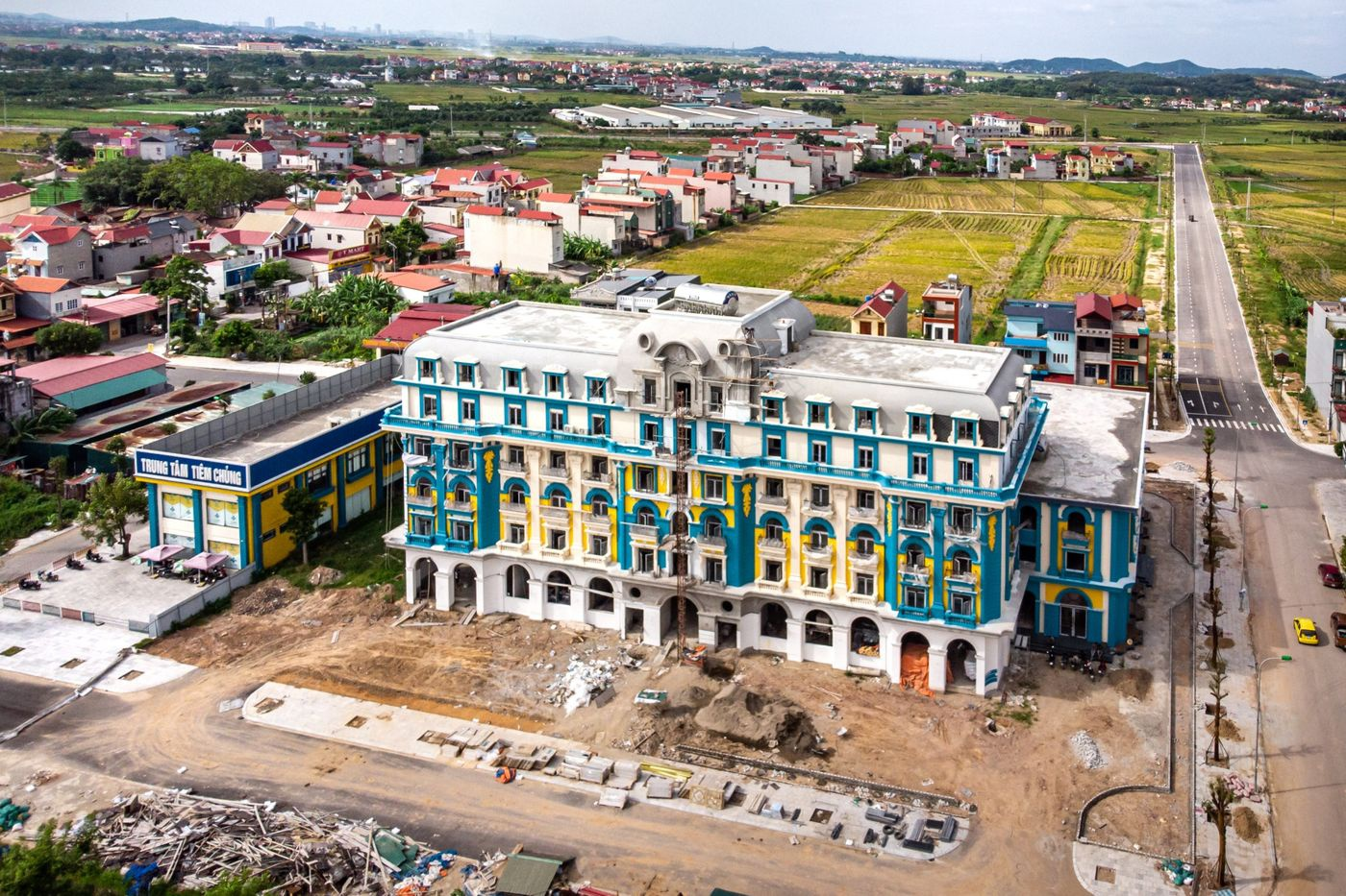 Sự dịch chuyển của chuỗi cung ứng toàn cầu: Cái nhìn từ Bắc Giang