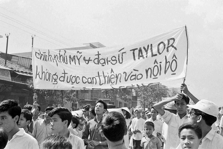 Phong trào chống chiến tranh ở miền Nam Việt Nam trước 1975