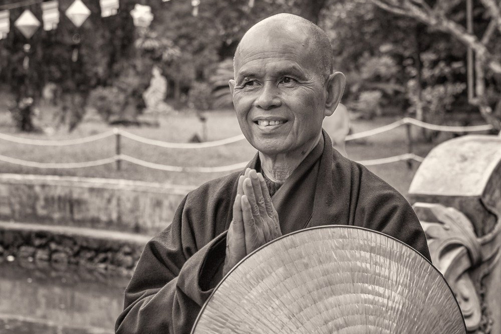 Những câu nói đáng suy ngẫm của thiền sư Thích Nhất Hạnh