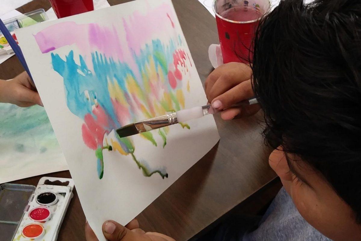 Một xã hội coi nhẹ giáo dục nghệ thuật là một xã hội không có tương lai