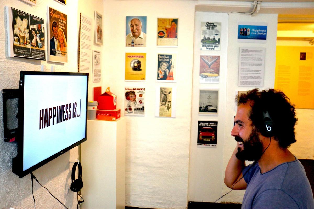Chùm ảnh: Khám phá Bảo tàng Hạnh phúc đầu tiên trên thế giới