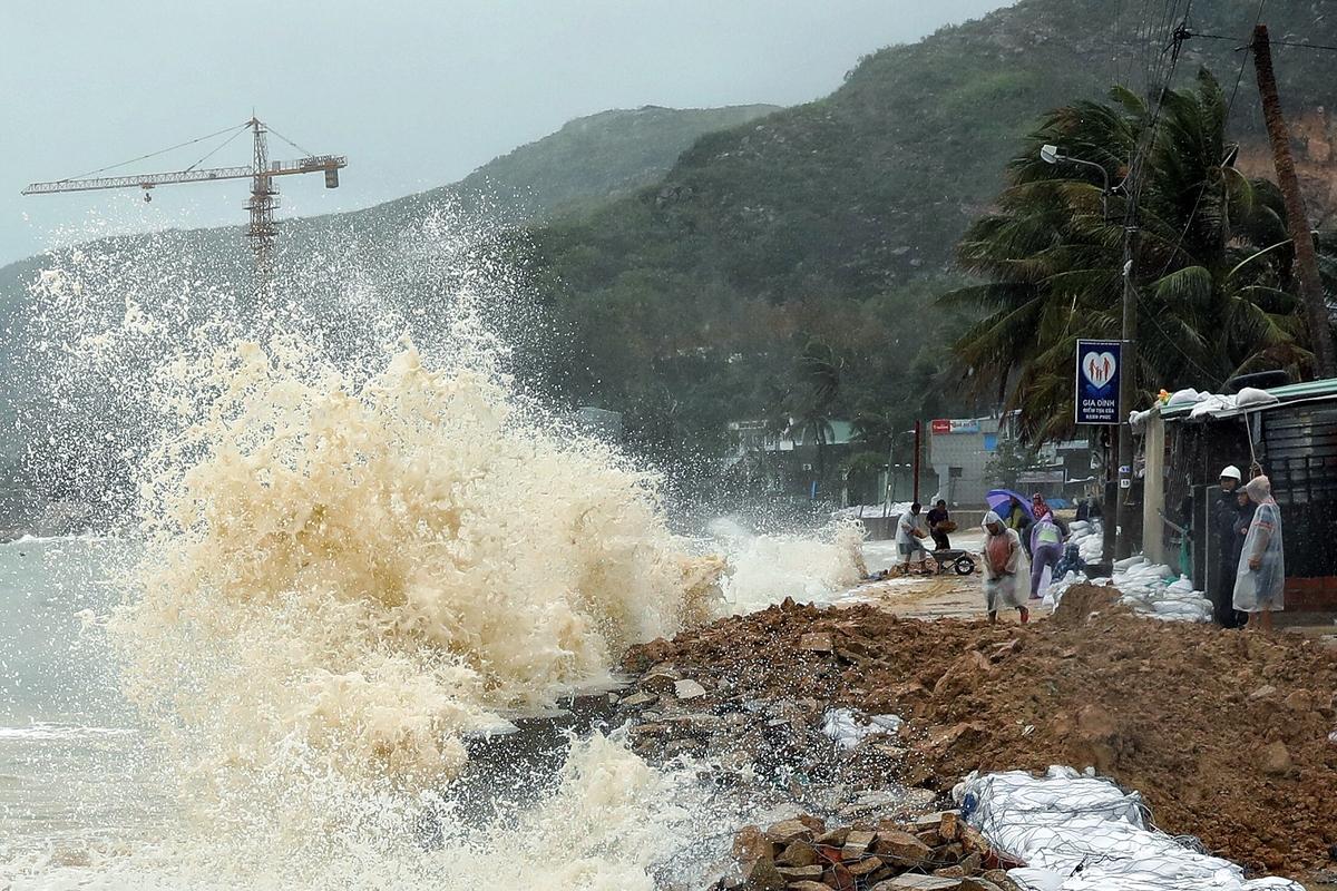 Quy định chi tiết về cấp độ rủi ro thiên tai ở Việt Nam