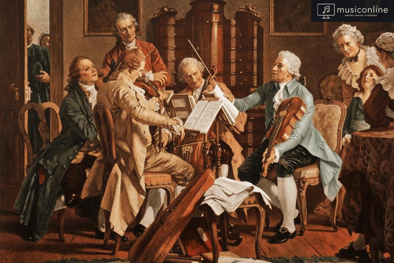 Nhạc cổ điển thời kỳ Baroque: Chân dung 10 nhà soạn nhạc tiêu biểu