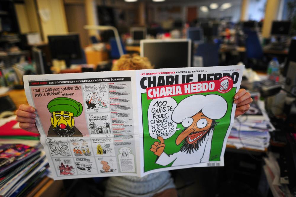 Nền dân chủ phương Tây nhìn từ vụ thảm sát Charlie Hebdo