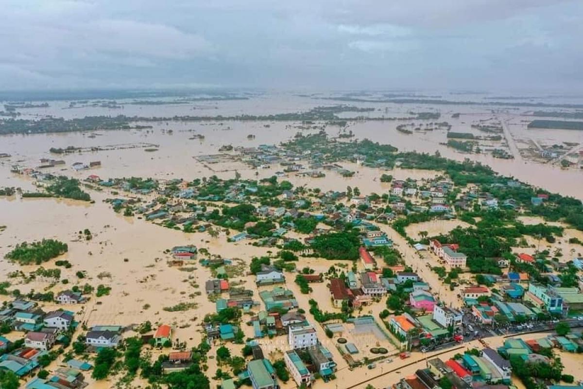 Kiến thức cơ bản về các hiện tượng thời tiết và thiên tai ở Việt Nam