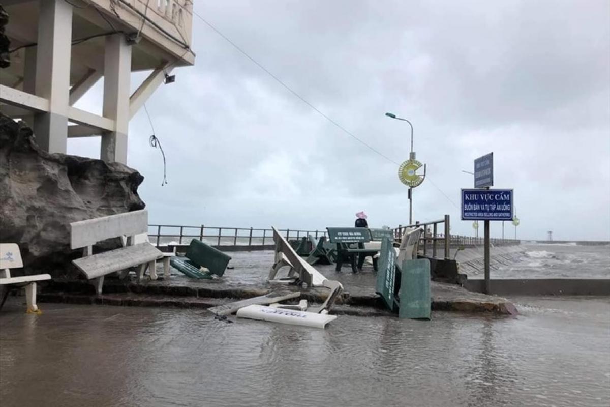 Về cơ chế hình thành và quy luật hoạt động của bão ở Việt Nam