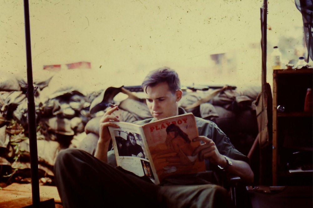 Playboy – liều thuốc tinh thần của lính Mỹ trong Chiến tranh Việt Nam