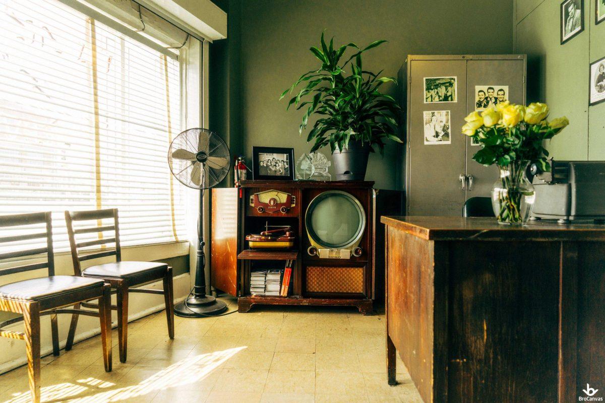 Phong cách Vintage và Retro: Hơi thở từ quá khứ giữa đời sống hiện đại