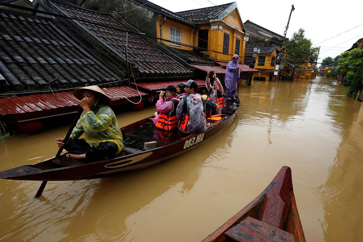 Những điều cần biết về hiện tượng lũ lụt ở Việt Nam