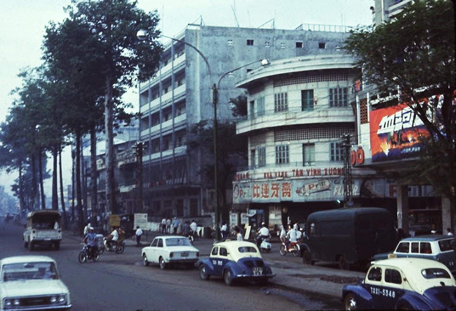 Chùm ảnh: Sài Gòn – Chợ Lớn năm 1970 qua ống kính của Brad