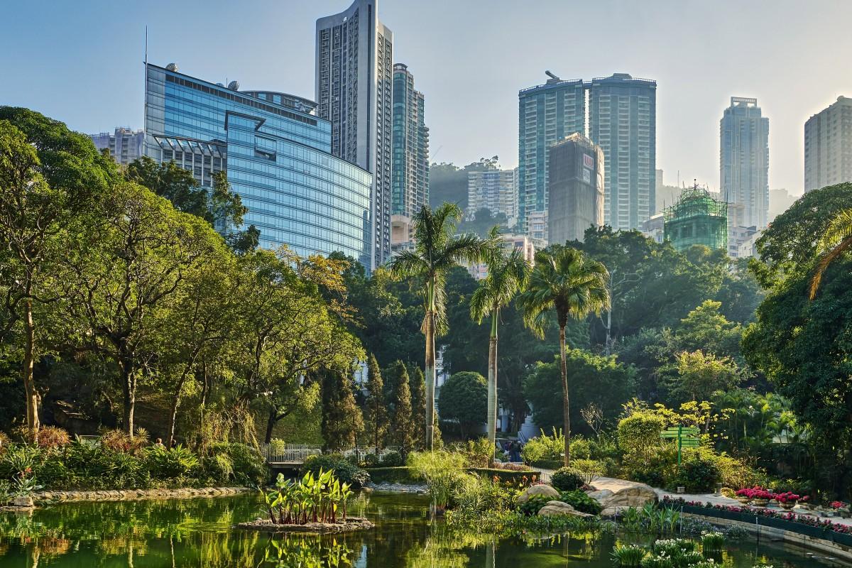 Vai trò của cây xanh trong hệ sinh thái đô thị