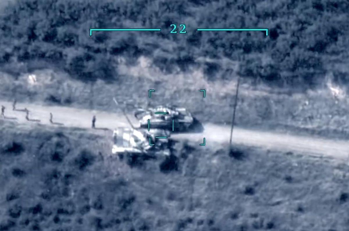 Xung đột Nagorno-Karabakh: Khi UAV 'thảm sát' xe tăng