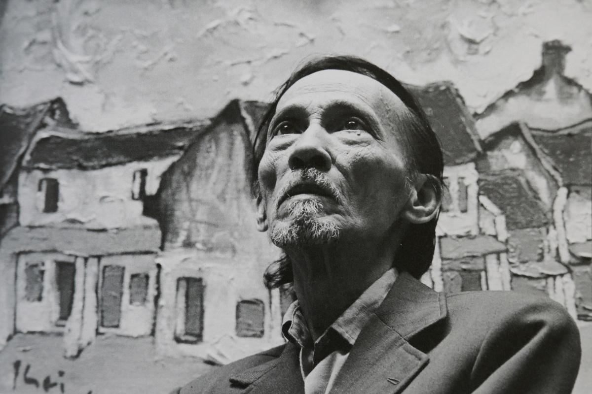 Những 'cây đại thụ' làng văn nghệ Việt qua ống kính Trần Chính Nghĩa