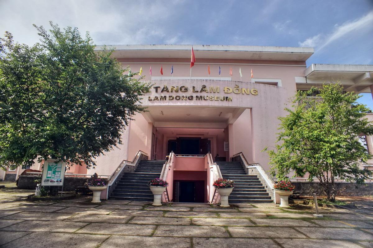 Chùm ảnh: Bảo tàng Lâm Đồng có gì hot?