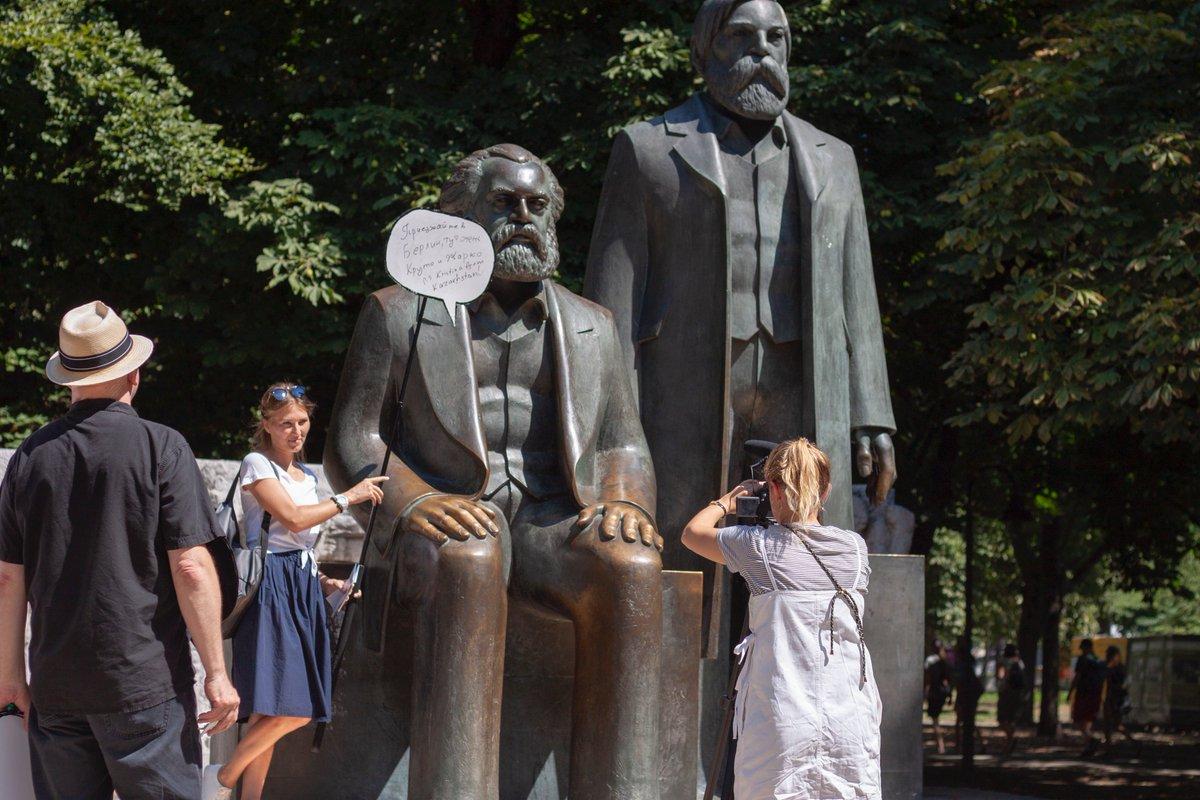 Một cái nhìn về Marx từ trong lòng xã hội tư bản