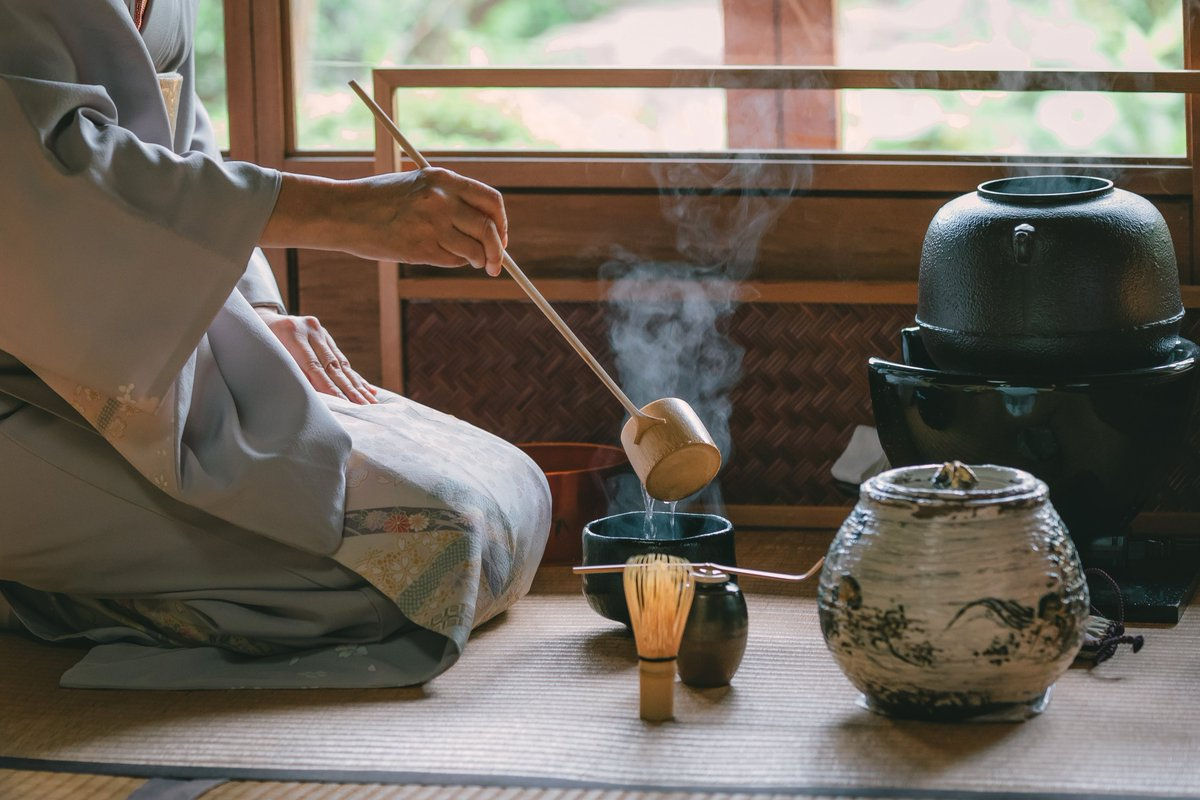Bàn về thiền và trà đạo