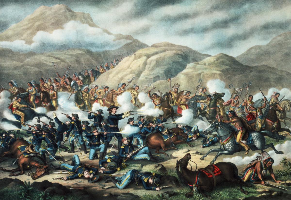 Trận Little Bighorn – chiến thắng danh dự của người Mỹ bản địa