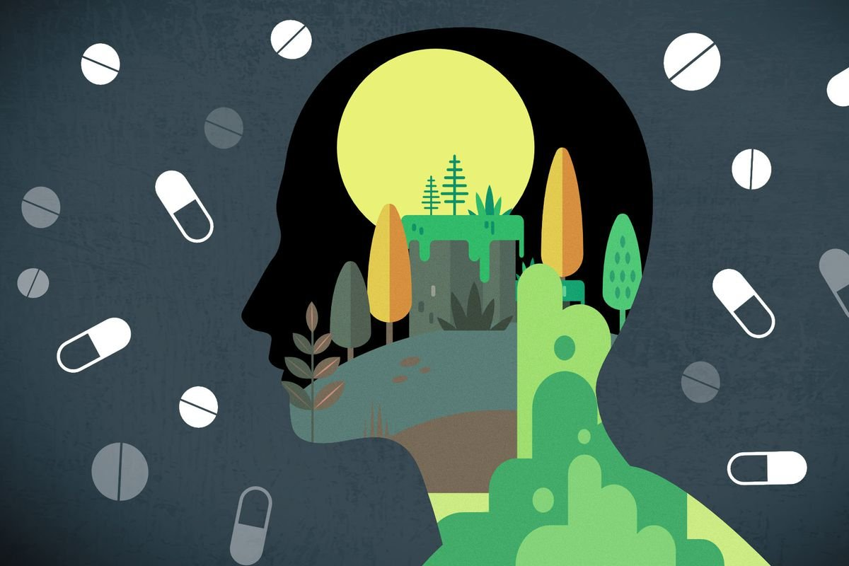Các bước phục hồi sức khỏe tâm thần