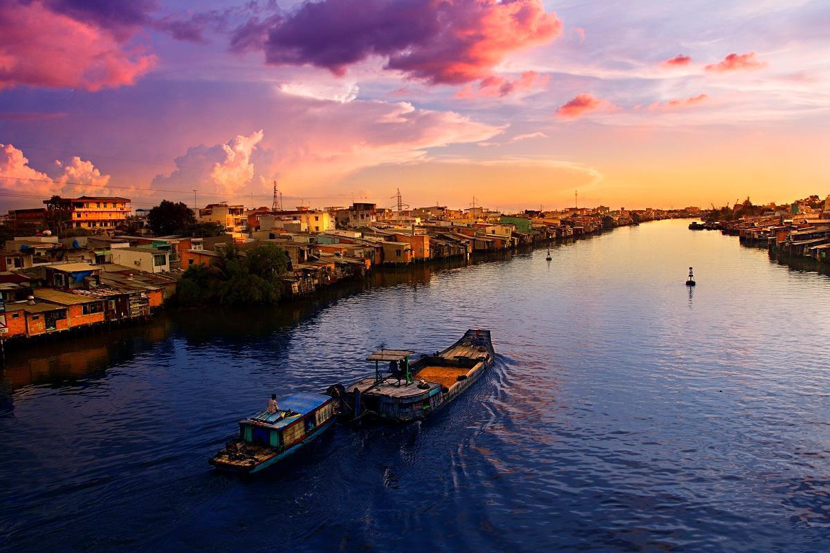 Dự báo xu hướng cạnh tranh nước lớn tại tiểu vùng Mekong