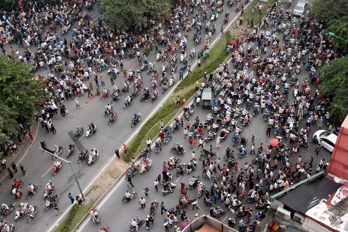 Ô nhiễm môi trường giao thông tại Việt Nam: Thực trạng và giải pháp