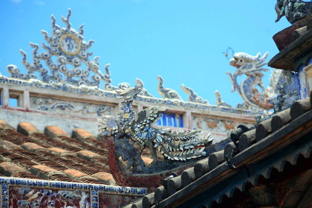 Chùm ảnh: Đình Cẩm Phô – ngôi đình cổ đẹp nhất Hội An