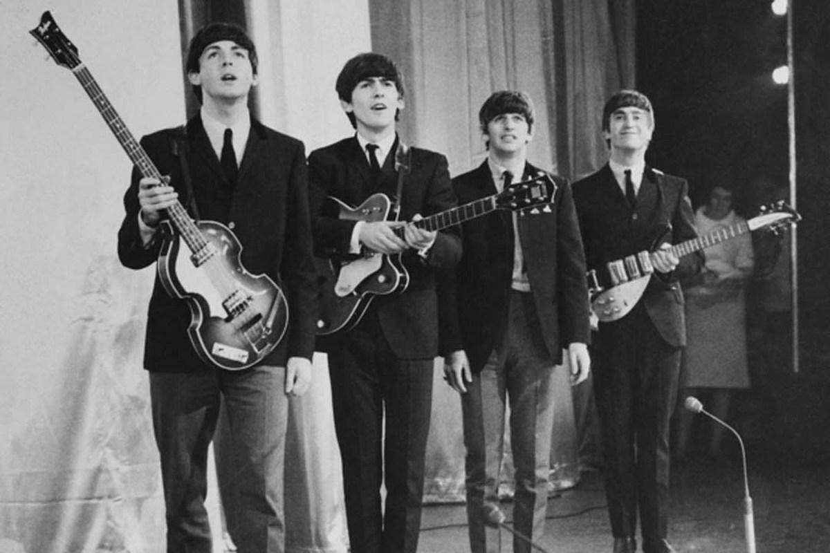 'Love me do', bài hát khởi đầu cho huyền thoại The Beatles