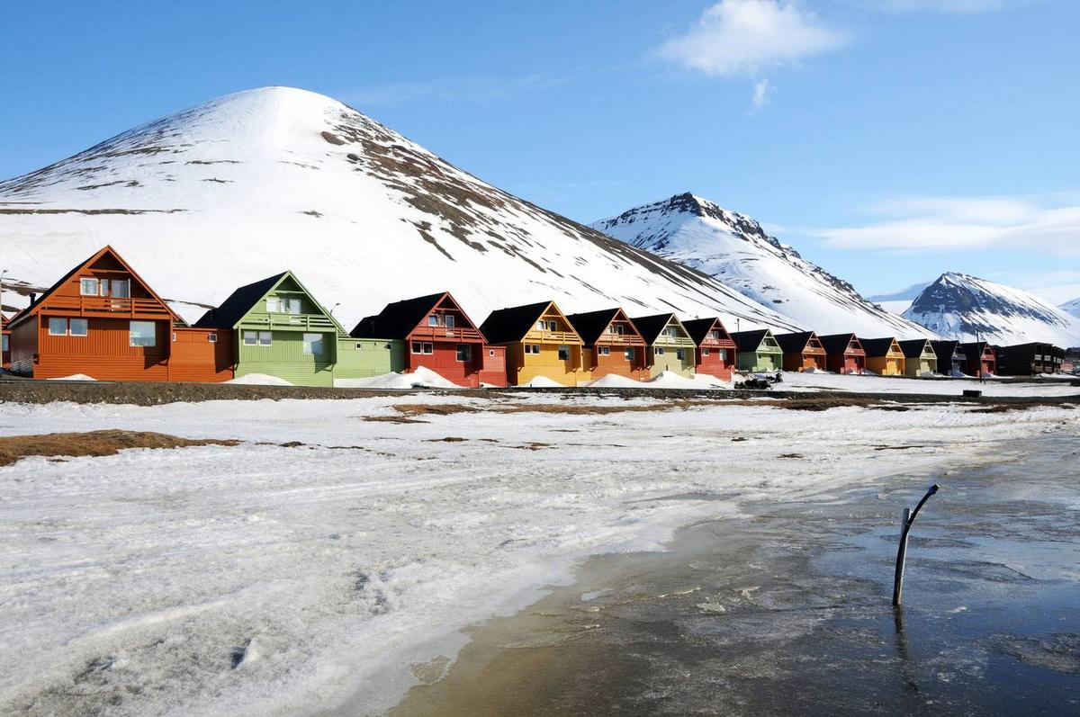 Chùm ảnh: Svalbard – nơi gấu Bắc Cực nhiều hơn con người