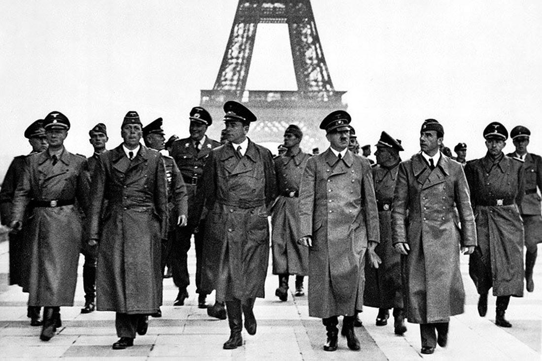 Toàn cảnh nỗi ô nhục của quân đội Pháp trong Thế chiến II