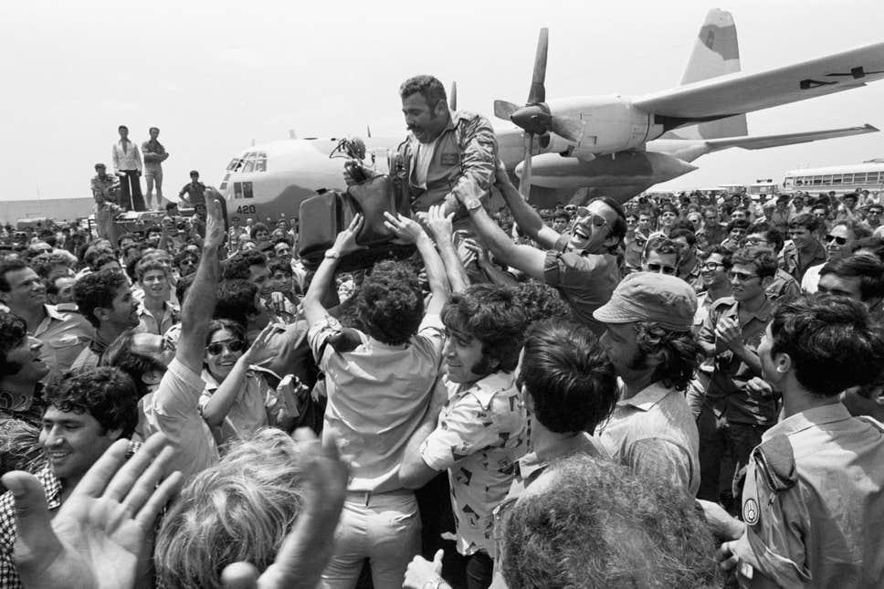 Chiến dịch giải cứu con tin kinh điển của đặc nhiệm Israel năm 1976