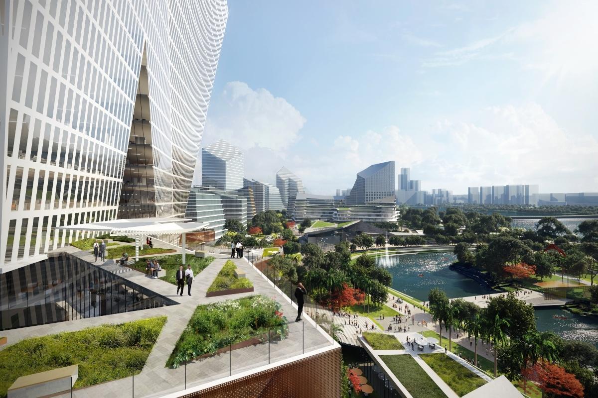 Vấn đề tạo dựng kiến trúc đô thị thích ứng với biến đổi khí hậu ở Việt Nam