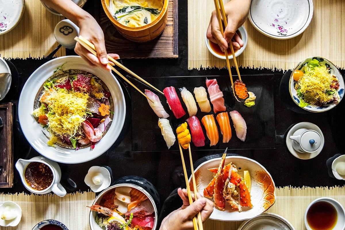 8 nguyên tắc dinh dưỡng của người Nhật