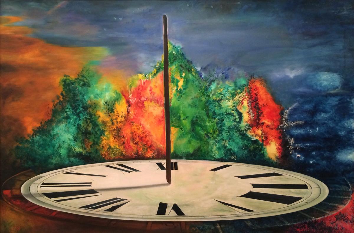 Nghệ thuật và sự nhận thức về quá khứ, hiện tại, tương lai